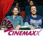 5 Cinemaxx Kino Tickets für 29,50€ @ dailydeal