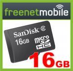 Freenet Mobil Simkarte inkl. 10,- Euro Starguthaben +16GB SanDisk für nur 4,95 Euro