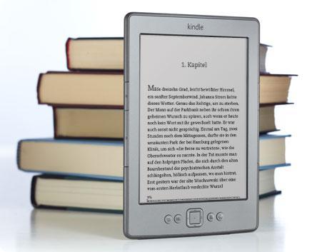 Amazon senkt den Preis des Kindle auf 79 Euro