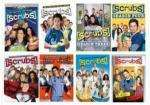 Scrubs Seasons 1-8 [DVD] - [KEIN DEUTSCH]