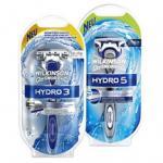 Hydro 5 oder Hydro 3 Rasierer bei Toom bundesweit für 0,99€