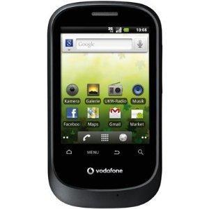 Android Smartphone Vodafone 858 Huawei für 2. Handy, Basteln oder Einsteiger