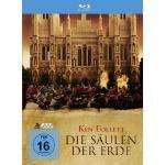Die Säulen der Erde (Steelbook) [Blu-ray] @amazon für 19,97€