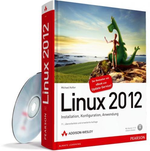 Linux 2012 - Das Standardwerk 50% billiger