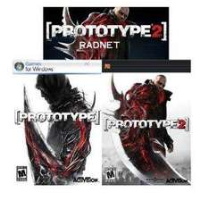Amazon.com - [PC] Prototype Bundle $7.49 STEAM
