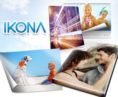 50€ my-ikona Gutschein für 13,95€ (Versand eingerechnet): Fotobücher, Leinwände, Kalender, Poster und Puzzles