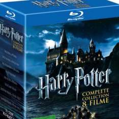 Harry Potter Complete Edition