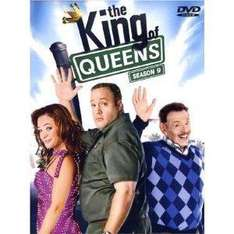 King of Queens [DVD] 8€ je Staffel @ProMarkt [lokal]