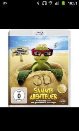 Sammys Abenteuer 3D