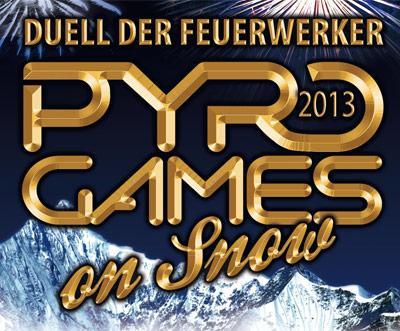 [BAYERN] Sitzplatzticket für die Pyro-Games on Snow in Garmisch-Partenkirchen am 09. 02. 2013 für 16,95€
