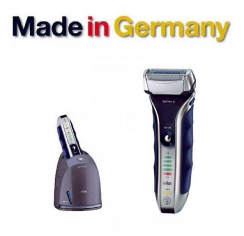 Braun Series 5 590 cc System Trockenrasierer @ eBay für 118,- €
