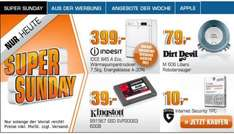 [Saturn]Super Sunday : G Data Internet Security 2013 10€ // Kingston SSD SVP200S3 60GB 39€  // DIRT DEVIL M 606 Libero 79€