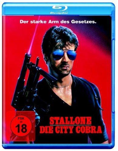 Die City Cobra [Blu-ray] - offline Berliner Media Märkte 10€ oder bundesweit bei Müller für 9,99€