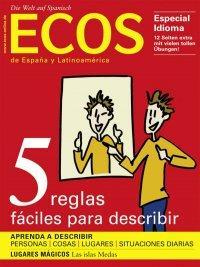 ECOS Magazin eine Ausgabe kostenlos testen (MUSS GEKÜNDIGT WERDEN)