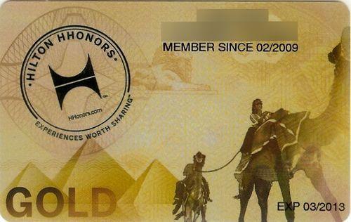 HILTON HHONORS GOLD(-Status) mit etwas Aufwand für Lau!