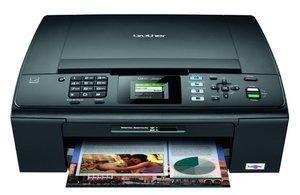 Brother MFC-J220 All-in-One (Fax, Scanner, Kopierer, Drucker) für 69,85€ @ebay
