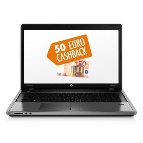 HP Probook 4740s B6N02EA  ( Core i5-2450M / 4GB RAM / 750GB HDD / 17 Zoll HD+ Display / W7HP) @ Cyberport Cybersale ab 09.00 Uhr für 549,00 EUR (incl. HP-Cashback effektiv 499,00 EUR)