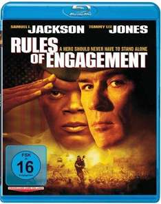 [Blu-ray] Rules of Engagement ~Tommy Lee Jones~Samuel L. Jackson für 5,97 EUR inkl. Versand @ Amazon.de