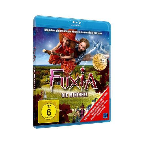 [ Blu-ray ] Fuxia - Die Minihexe für 6,97 EUR inkl. Versand @ Amazon.de