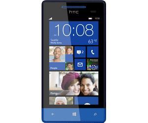 HTC Windows Phone 8s Atlantic Blue für 257,20€ @MeinPaket.de mit 13% Gutschein