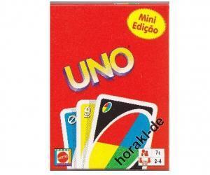 Wieder da, aber 50 cent mehr: UNO Mini für 2,50€ @Ebay