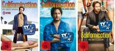 [DVD] [lokal] Californication Staffel 1-3 je nur 7,99 @Saturn Hamburg