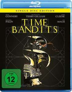 Time Bandits [Blu-ray] für 8,97 € inkl. VSK@AMAZON.DE