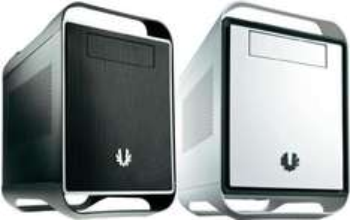 """Bitfenix™ - Mini-ITX Gehäuse """"Prodigy"""" mit USB3.0 (Weiß,Schwarz) ab €55,29 [@Voelkner.de]"""