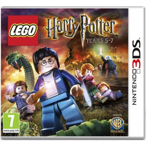 Nintendo 3DS - Lego Harry Potter (Die Jahre 5-7) für €16,18 [@Zavvi.com]