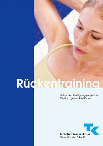 Rückentraining Poster GRATIS