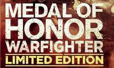 Medal of Honor Warfighter - Limited Edition PS3 / XBOX 360