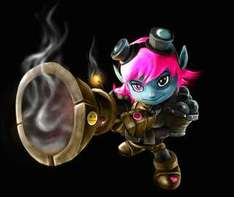 League of Legends - Tristana für Facebook-Like und Alistar für Youtube-Subscribe