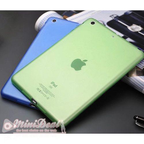 iPad Mini TPU Gel Silikon Case Cover Schutz Hülle Tasche Bumper Schale