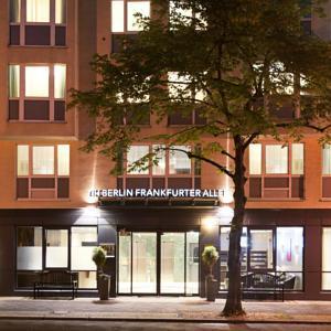 NH Berlin Frankfurter Allee Doppelzimmer ab 24,50 €/Nacht - Booking.com
