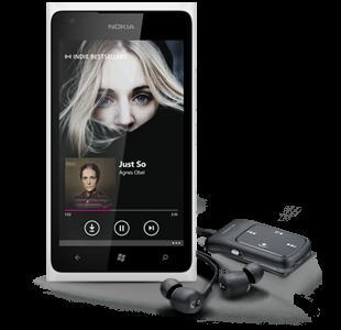 Gratis Headset für Lumia 800 / 900 Käufer