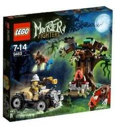 [Lokal Georgsmarienhütte] LEGO Monster Fighters 9463 Werwolf-Versteck