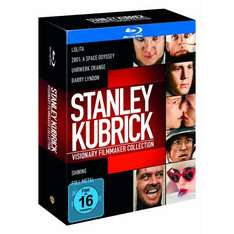 [Blu-ray] [lokal] Stanley Kubrick Collection (7 Filme) 22 € @Saturn Neckarsulm