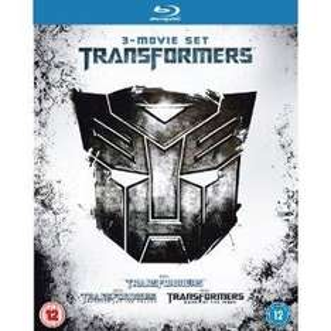 Transformers 1-3 Box Set [UK Blu-ray] für 22,86 inkl.VSK@AMAZON.UK