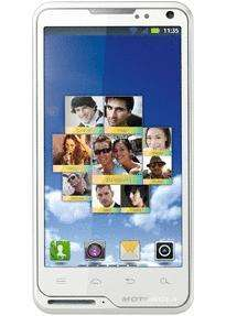 Motorola Motoluxe XT™ 615 weiß 129 € @Saturn Late Night Shopping