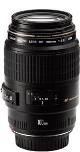 Objektiv Canon EF 100mm f1/2,8 Makro für efektiv €395,19