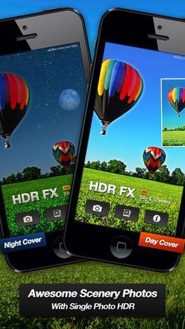 [iOS] HDR FX Pro kostenlos (vorher 1,79€)