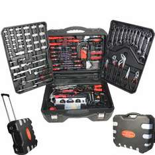 [ebay Wow] Werkzeugkoffer 187 teilig mit Trolley, inkl. Versand 59,99€