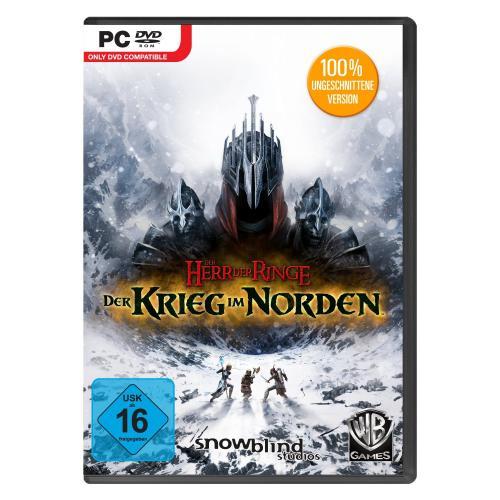 [Steam] Herr der Ringe - Krieg im Norden für € 3.75 @ GMG