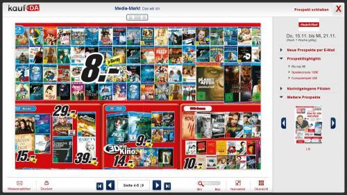 8,- EUR Blu-Rays MediaMarkt [lokal?]