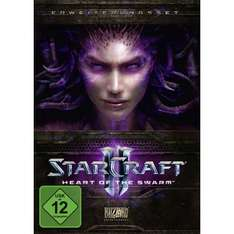 Starcraft II - Heart of the Swarm für 39,99 bei Amazon vorbestellen