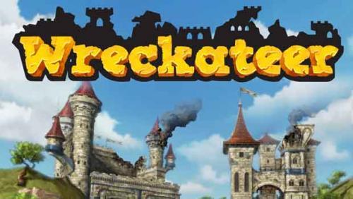 Wreckateer Xbox 360 Kinect