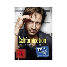[DVD] [lokal] Californication Staffel 1-4 je nur 8 € @Media Markt Berlin