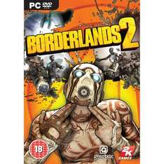 Borderlands 2 PC (Retail, UK, play.com) 26,49 €
