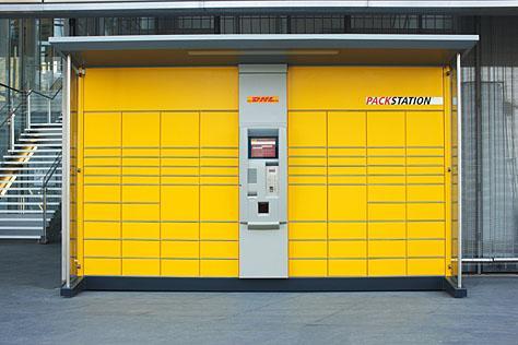 0800er-Hotline DHL Packstation