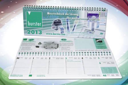 Kostenloser Tischkalender (wieder da wie beim letzten Jahr)